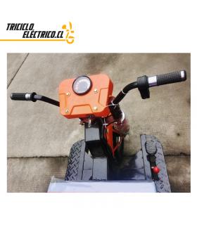 Repuesto Controlador Triciclo Electrico 650w 48v dc