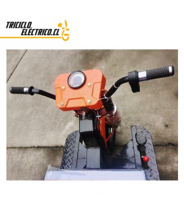 Controlador Triciclo Electrico 650w 48v dc