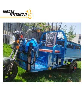 Triciclo Bicicleta a Pedales Multiproposito